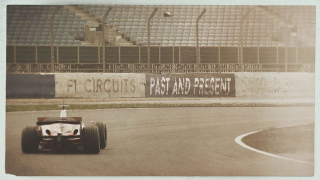 F1 Circuits Past and Present – Mexico