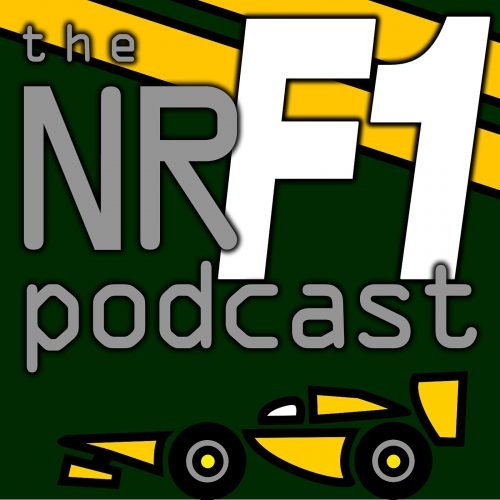 NR F1: Welcome to the 2015 NRF1 Podcast