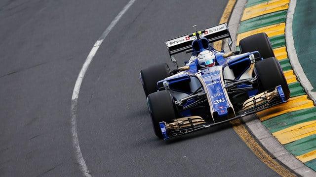 Wehrlein withdraws from Australian Grand Prix for Sauber