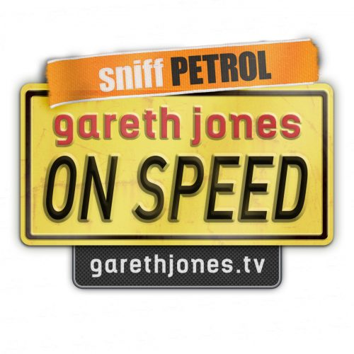 Gareth Jones On Speed #305 for 11 April 2017
