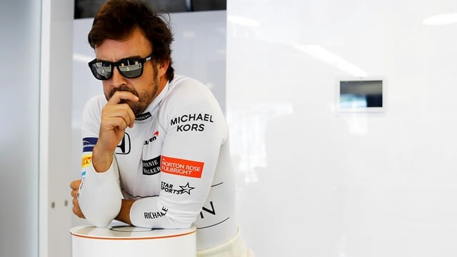 Fernando Alonso issues McLaren win-this-year ultimatum