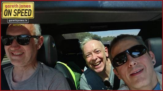 Gareth Jones On Speed #311 for 21 June 2017