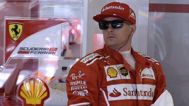 Kimi Räikkönen confirmed at Ferrari for 2018