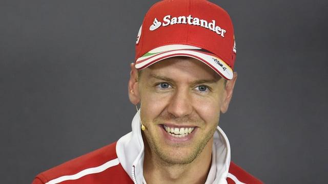 Sebastian Vettel remains at Ferrari for 2018 alongside Kimi
