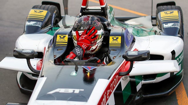 Audi Sport drop appeal of Hong Kong disqualification
